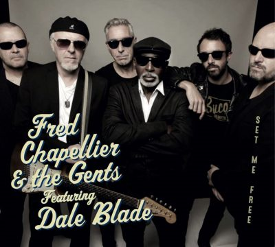 Album fredchapellierand the gents featuring Dale BLADE